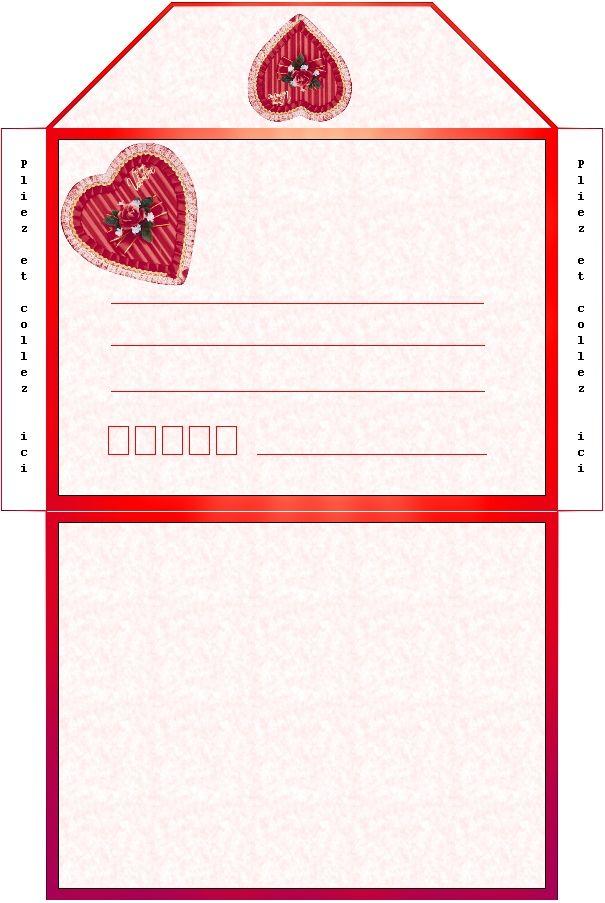 Häufig Enveloppe papier a lettre parchemin - Page 4 YV23