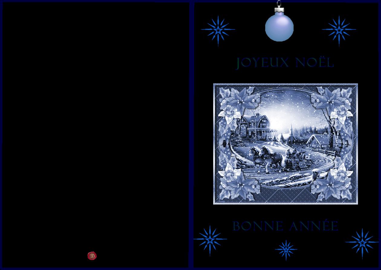 Cartes - Cartes joyeux noel a imprimer gratuitement ...